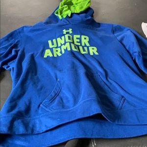 UA hoodie!